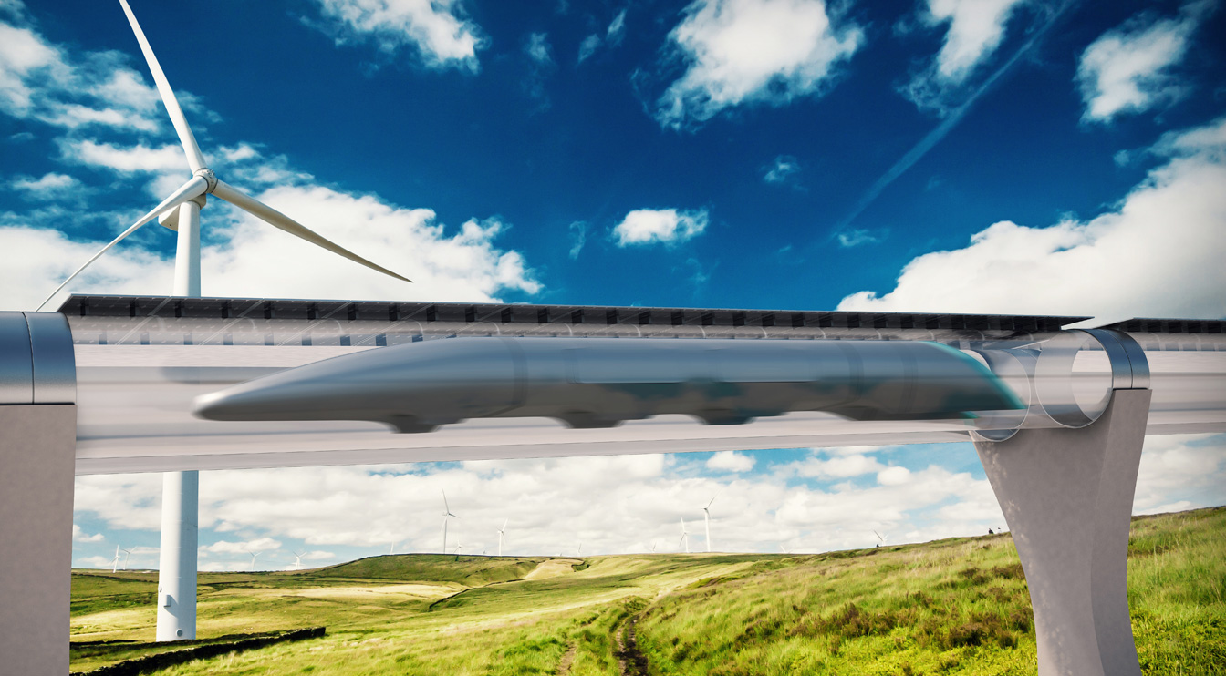 Hyperloop pens deal that could connect Slovakia, Austria and Hungary