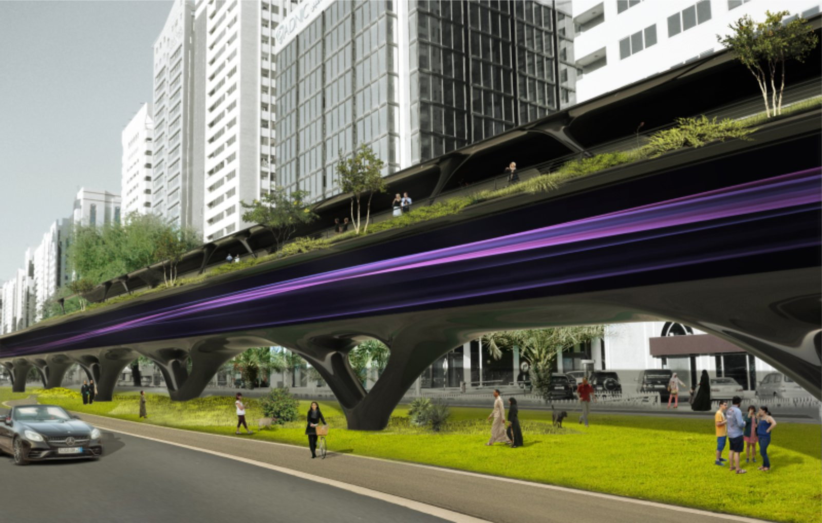 Chinese MAD partners with HyperloopTT on sustainable transportation infrastructure