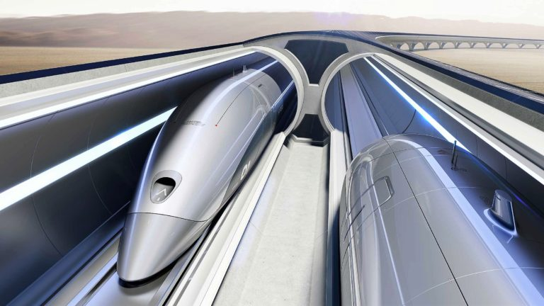 The Slovak government is no longer interested in Hyperloop TT
