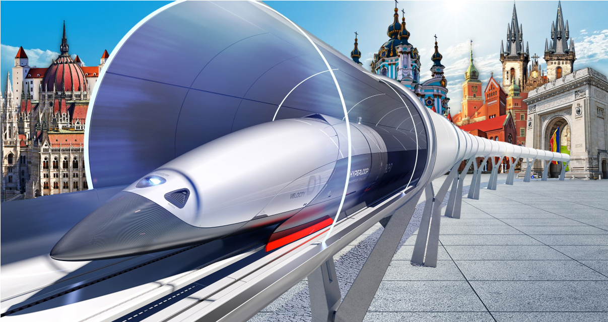Hyperloop could become the Intermarian answer to Nord Stream
